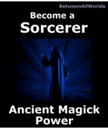 Be A Sorcerer 4 All Psychic Magick Powers & Betweenallworlds Prosperity ... - $165.34