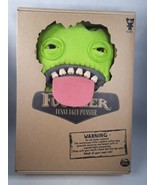 Fuggler  Funny Ugly  Monster RARE  GREEN OOGAH TONGUE By Spin Masters Br... - $49.49