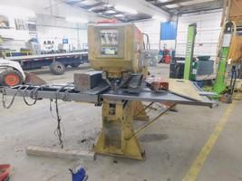 """30 Tons 30"""" Strippit SUPER AG CNC Punch Press Programmable CNC Control - $9,895.99"""