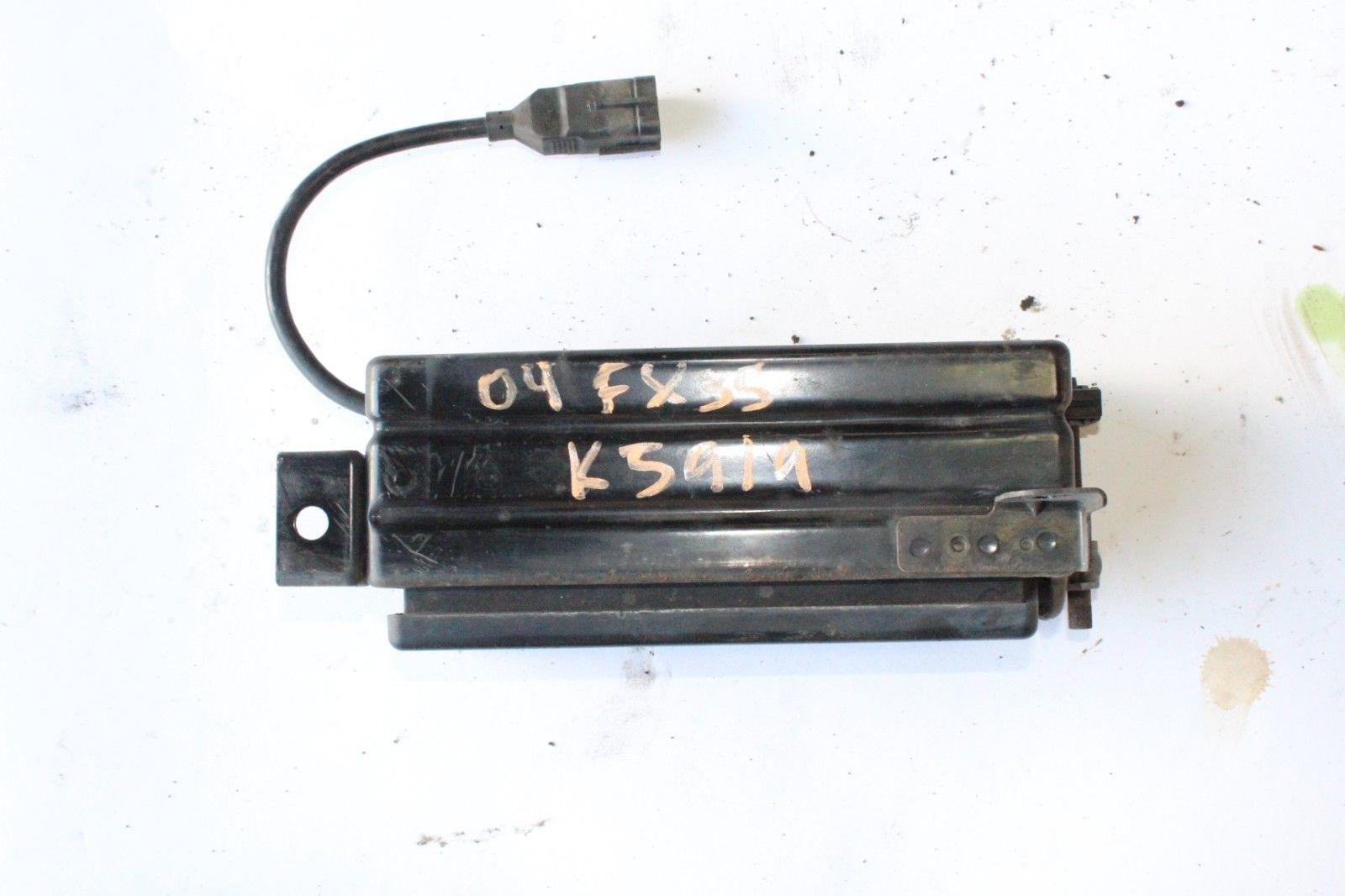 2003-2008 INFINITI FX35 FX45 CRUISE CONTROLE MODULE UNIT K5919 - $182.28