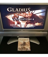 GLADIUS - Playstation 2 PS2 Game (Black Label) Complete CIB TESTED WORKS - $18.95