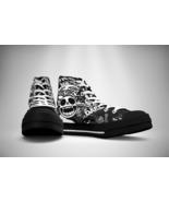 Gorillaz  3D Print Canvas Shoes - $24.99+