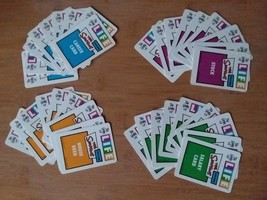 2004 Game of Life Simpsons Edition Replacement Part Game Cards - $10.02