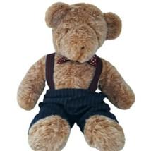 North American Bear Co Teddy Bear Plush Vintage 1979 Stuffed Animal Real... - $39.99