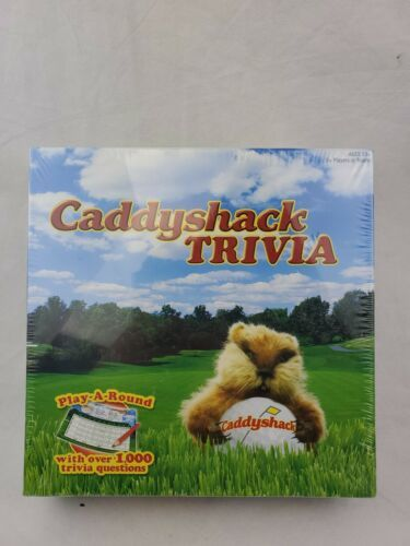 Primary image for USAOpoly Boardgame Caddyshack Trivia Box NM