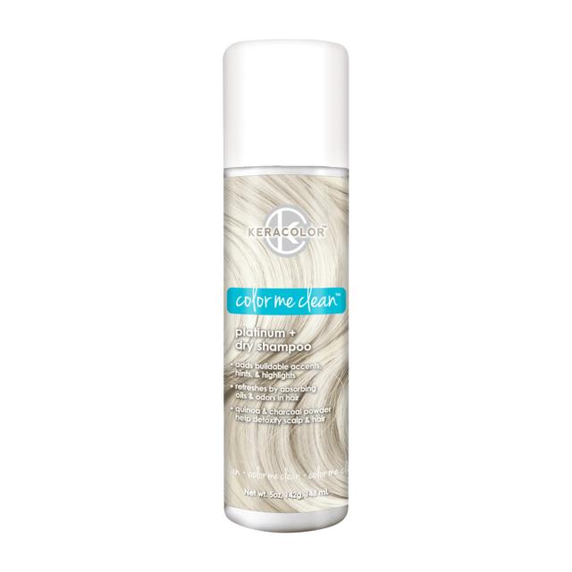Keracolor Color Me Clean Pigmented Dry Shampoo ( Platnium)   5oz