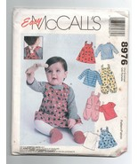 1997/McCall's Easy Pattern 8976/Small to XLarge/UNCUT Pattern - $3.75