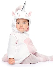 NEW NWT Carters Unicorn Halloween Costume Girl 3-6 or 6-9 Months  - $48.11 CAD