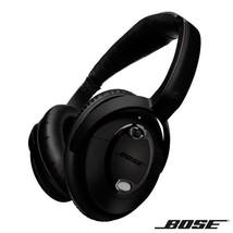 Bose QC15 Acoustic Noise Cancelling Headphones for Apple Bose triple black - $99.99
