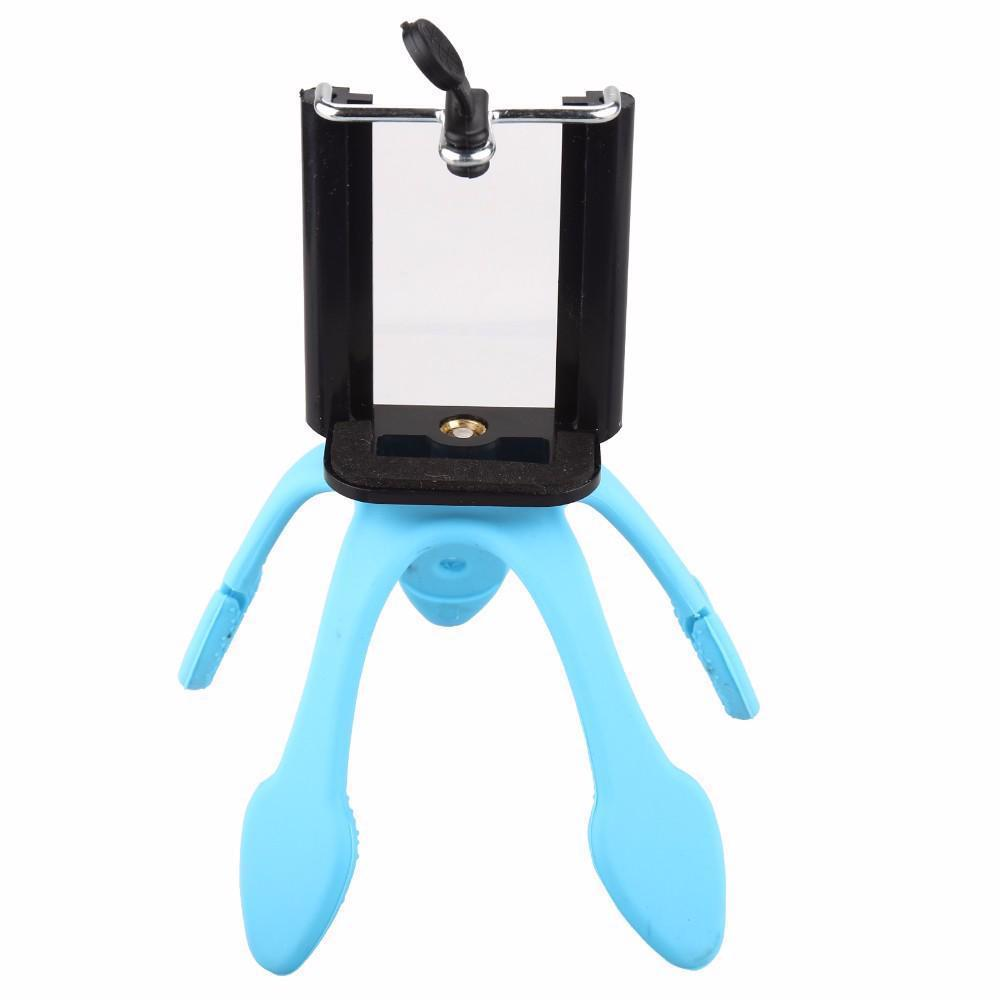 Mini Camera Tripod Mount Portable Flexible Stand Phone Holder Camera Accessories