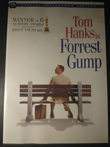 Forrest Gump Two-Disc Special Collector's Edition Like New Flawless cond... - $2.79