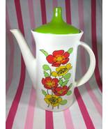 Rare 1960's Vintage Fred Roberts Electric Coffee /Tea Pot  Warmer • Popp... - $20.00