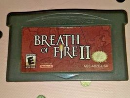 Breath of Fire II/Game Boy Advance/Authentic Cartridge Only - $16.99