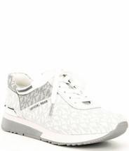 Michael Michael Kors Allie Trainer Women Fashion Sneaker Size US 9M Brig... - $124.94