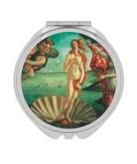 Birth of Venus Sandro Botticelli Mithology : Gift Compact Mirror Famous ... - £9.44 GBP