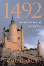 1492: The Life and Times of Juan Cabezon of Castile (Jewish Latin America Series image 1