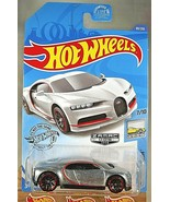 2020 Hot Wheels Walmart #5 Zamac #89 Factory Fresh 7/10 '16 BUGATTI CHIR... - $20.00