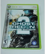Tom Clancy's Ghost Recon: Advanced Warfighter 2 (Microsoft Xbox 360, 2007) - $8.59