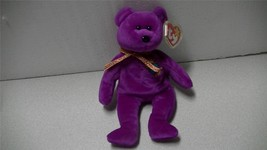 Ty Beanie Baby Original 1999 Millennium Bear with Tags - $11.87