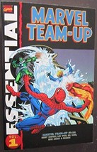 Essential Marvel Team-Up TP Vol 01 [Comic] [Jan 01, 2011] Written by ROY THOMAS, - $79.99