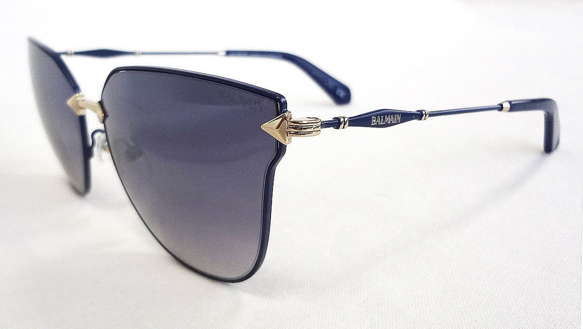 897181e2d Balmain Paris Women's Sunglasses BL2515 Navy and 50 similar items