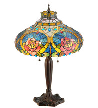 "26""H Dragonfly Rose Table Lamp - $819.00"