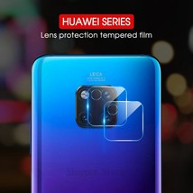 Soft Camera Lens Tempered Glass For Huawei Mate 20X 20 Pro P20 For Honor... - $15.52+