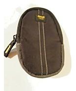 CAMERA CASE BAG BLACK NYLON BY DENALI TECH - $9.89