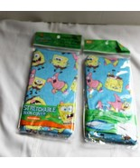 Lot of 2~ Pentech Sponge Bob Stretchable Book Cover Asst (80086)NIP - $8.42