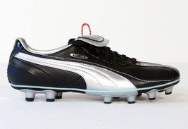 Puma King Leather Soccer Cleats Shoes Women 11 NEW - $89.09