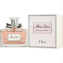 Miss Dior Absolutely Blooming Eau De Parfum Spray for Women 3.4 Oz - $129.01