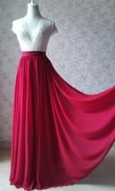 Chiffon Color Card Wedding Bridesmaid Chiffon Color Samples-Dressromanitc cusotm image 14