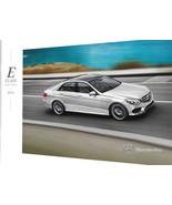 2014 Mercedes-Benz E-CLASS sedan wagon brochure catalog US 350 550 E63 A... - $10.00