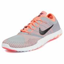 Nike Women's Flex Adapt Trainer Running Shoes Gray Fitness Walking 83157... - $73.51