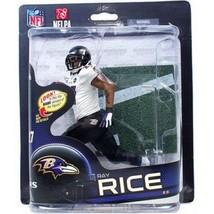 Ray Rice Baltimore Ravens McFarlane Variation Action Figure NIB NFL Series 32 - $29.69