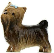 Hagen Renaker Dog Yorkshire Terrier Ceramic Figurine image 3