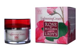 BioFresh ROSE OF BULGARIA Lightening Cream Women Fresh & Healty Look 50 ml - $8.80