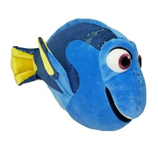 BUILD A BEAR FINDING NEMO DISNEY BLUE DORY FISH BABW STUFFED ANIMAL PLUS... - $36.12