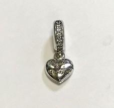 Pandora Sterling Silver My Beautiful Wife Dangle Charm (Ajb) *P22 - $30.29