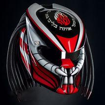 The Predator Motorcycle Helmet Japan Style (Dot / Ece Certified) - $355.00