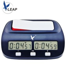 Professional Digital Chess Timer / Clock - LEAP KK9908 - NEW FIDE APPROVED - $44.41