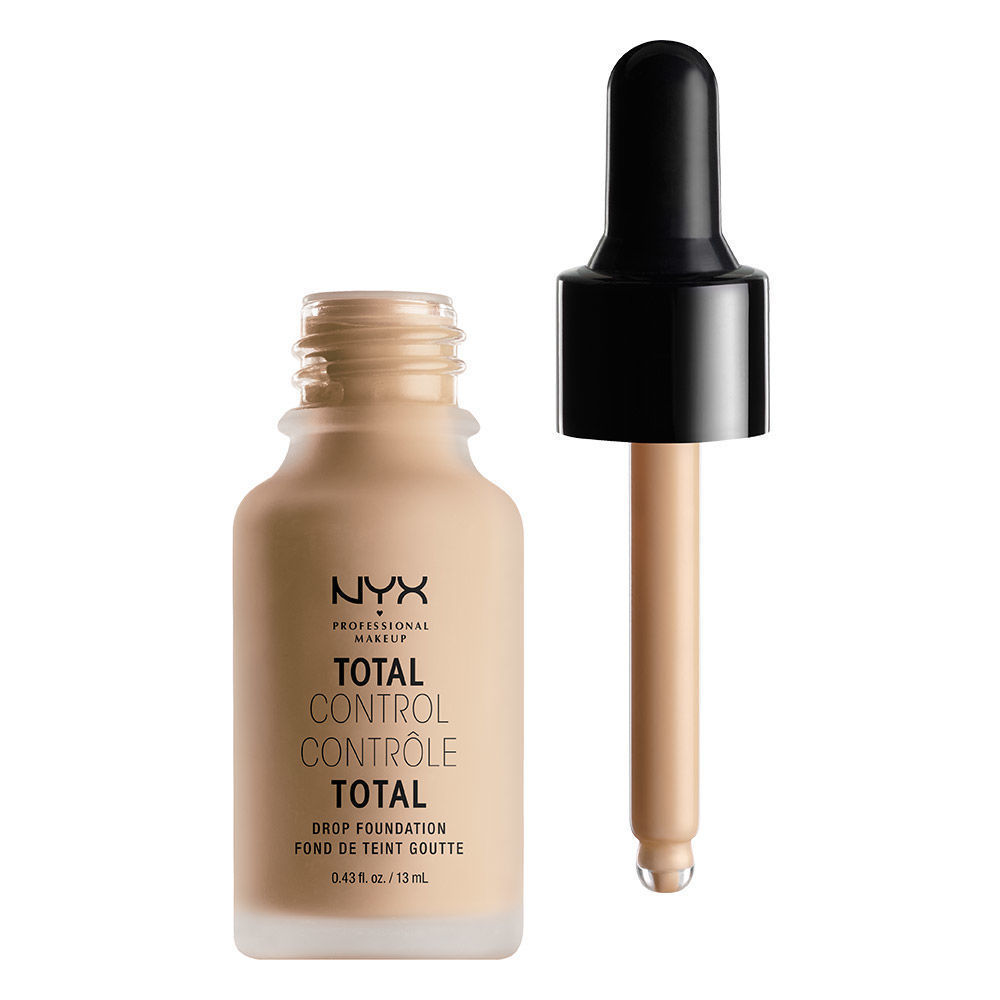 Primary image for NYX Total Control Drop Foundation TCDF07 Natural