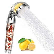 Vitamin C Ionic Shower Head Filter-Handheld High Pressure Shower Filters... - $36.99