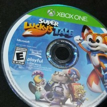 Super Lucky's Tail Xbox One Video Game Disc Only - $14.84