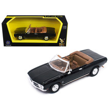 1969 Chevrolet Corvair Monza Black 1/43 Diecast Model Car by Road Signat... - $19.86