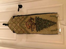 Christmas tree table runner - $47.02