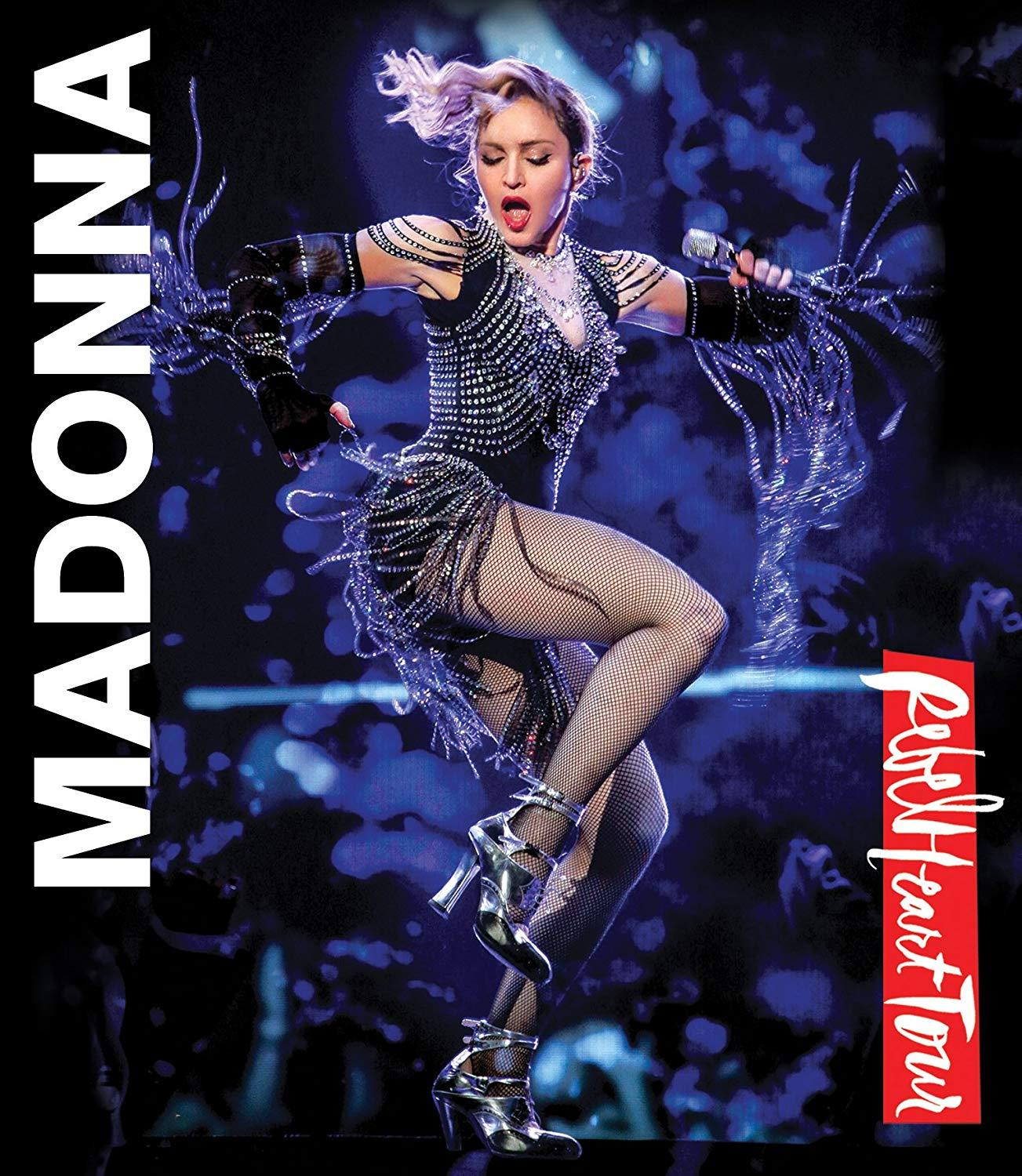 Primary image for Madonna Rebel Heart Tour [Japan Bonus Track] Blu-ray