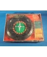 Vintage Action Lobeco Miniature Roulette Game w/ Box - $24.74