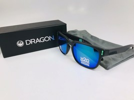 DRAGON Floating & Polarized DR MONARCH H2O 045 Black Sunglasses w/Green ... - $89.05