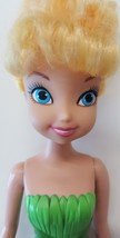 "Disney Fairies 9.5"" Jakks 2011 Tinker Bell Fairy Doll Custom Tinkerbell ... - $19.79"